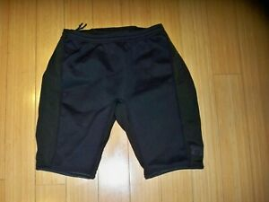 NEW NWOT Mens Body Glove Neoprene Wetsuit Shorts Black XL Surf Dive Insotherm