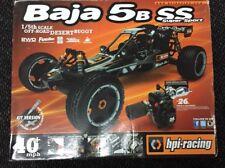 HPI Racing Baja 5B SS - Kit Version 1:5 2WD Petrol Buggy 112457