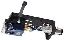 Audio Technica VM Cartridge with Headshell VM520EB/H EMS w/ Tracking NEW