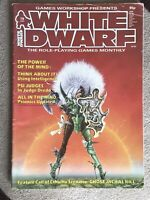 White Dwarf 79 July 1986 Games Workshop Warhammer Magazine Games Workshop