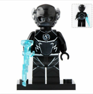 Zoom Black Flash - Super Hero Lego Moc Minifigure Toys Gift