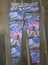 Fila Sport Women's Multi-Color Running  Leggings Sz XL
