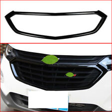 BLACK Modulo Front Vent Grill Grille Mesh ABS FOR 2018 2019 Chevrolet Equinox