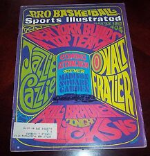 Sports Illustrated  October 23 1967 NBA Preview
