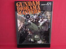 Gundam Diorama Masters Japanese Model Kit Book