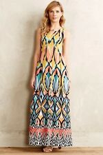 Dahlia Embroidered Maxi Dress By Floreat SZ 0 NWT
