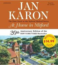 At Home in Mitford : A Novel 1 by Jan Karon (2014, CD)