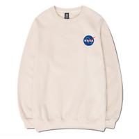 New NASA Crewneck Pullover Tops Coat Sweaters Hip-hop Skateboard Sweatshirts