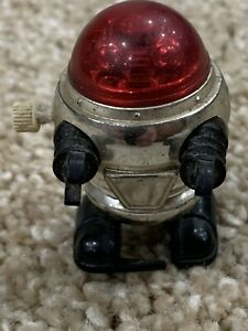 Vintage 1977 Tomy Wind Up Walking Mini Rascal Robot Figure Lost In Space #5