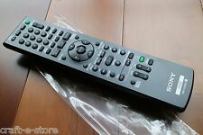 Genuine NEW Sony DVD Remote control RMT-D255A for RDR-VX535 RDR-VX560