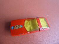 Matchbox Superfast No 40 Vauxhall Guildsman DK Red Amber Window Vintage Car Toy