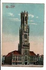 CPA - Carte postale-  BELGIQUE - Brugge - Beffroi- VM1000