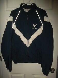 Genuine USAF US Air Force PTU Jacket Size Medium Regular