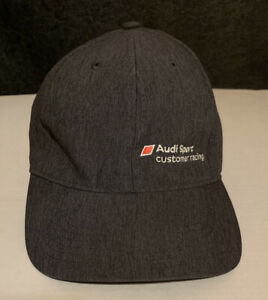 Audi Sports Customer Racing Hat Cap IMSA International Motor Sports Association