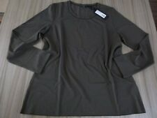 "SALE! NWT OSKA ""Rabea"" Neck Detail Long Sleeve Top - size 3 14UK RRP£99.00"