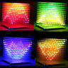 DIY RGB LED CUBE Kit AuraCube 12x12x12 DIY Electronic Kit Soldering 3D Animation