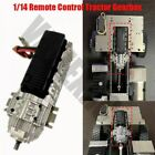 Color with motor 2speed gearbox 27T brushed 540 motor 114 scale remote control