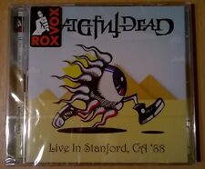 THE GRATEFUL DEAD Live In Stanford, CA '88 (2CD neufs scellés/Sealed)