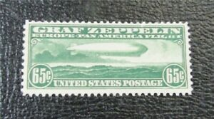 nystamps US Air Mail Stamp # C13 Mint OG H $190   J22x018