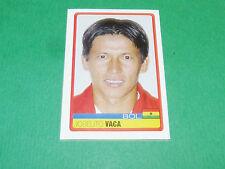 N°46 JOSELITO VACA BOLIVIA PANINI FOOTBALL COPA AMERICA 2007