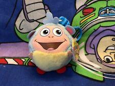 Ty Beanie Ballz Dora The Explorer Boots Mini Keyring Plush Soft Toy Teddy