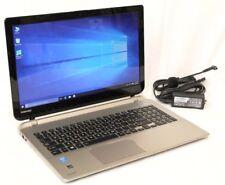 Toshiba Satellite S55-B5280 i7 4510 - 12 GB - 1TB HDD - Win 10 Laptop / Notebook