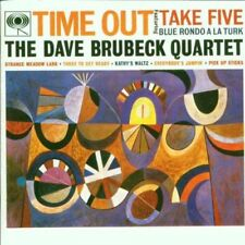 Brubeck, Dave Quartet, The - Time Out NEW CD