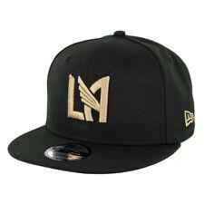 87b75976 Era 9fifty Los Angeles Football Club Snapback Hat (bk) Men's Lafc MLS Cap