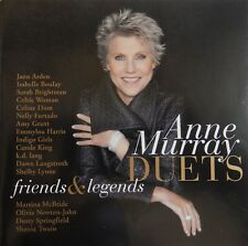 Anne Murray - Duets: Friends and Legends (CD 2007 EMI) VG++ 9/10