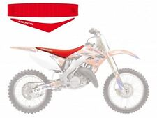 BLACKBIRD HONDA CR 250 2002 COPERTINA SELLA REPLICA HRC 2015 GRAPHICS ROSSO RED