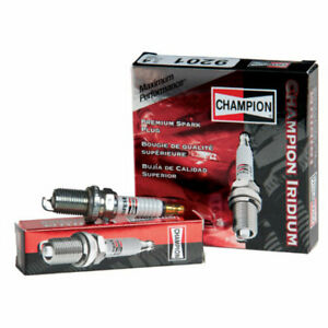 Champion Iridium Spark Plug - 9801 fits Toyota Hilux 3.4 (VZN167/VZN172), 3.4...