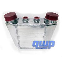 "Universal Aluminum 16""x12.5""X4.5"" Bar&Plate Front Mount Water To Air Intercooler"