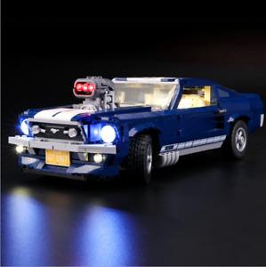 LED light Kit for LEGO 10265 Creator Ford Mustang Lighting Kit ONLY - AU Seller