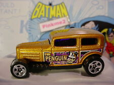 Hot Wheels Midnight Otto goldmet The Penguin Batman