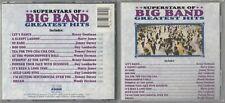 Super-Stars Of The Big Bands CD 1991