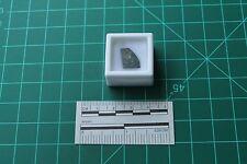 Meteorite NWA 8540- 024/.66g LL4 - RARE!!! - Slice w/COA + Gem Case - VERY NICE!