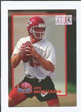 1993 PRO SET Power Moves JOE MONTANA