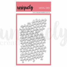 Uniquely Creative - Cutting Die - Wonky Punchinella Texture (UCD1841)