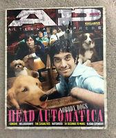 ALTERNATIVE PRESS Magazine Head Automatica Sept 2006 #218 30 Seconds To Mars