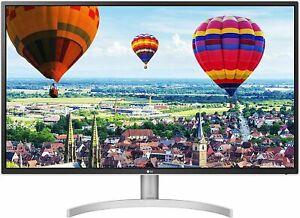 LG 32QK500-C 32-Inch Class QHD LED IPS Monitor with Radeon FreeSync 2560 X 1440