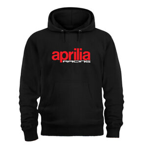 New Aprilia Racing Inspired Hoodie sizes Small to 3XL