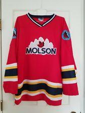 MOLSON Hockey Hall of Fame jersey - XL