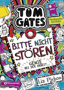 Tom Gates 08 von Liz Pichon (2015, Gebundene Ausgabe)
