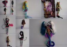 Poupée Monster High Purrsephone Meowlody Lagoona Peri & Pearl Robecca Clawvenus