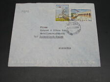 Angola 1965? airmail cover to germany *11282