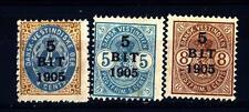 DANISH WEST INDIES - INDIE OCCIDENTALI DANESI - 1905 - Francobolli del 1873-1900