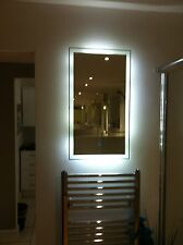 Glow Touch Backlit LED Modern Mirror