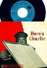CHARLIE SHAVERS - Sesac 63- Here's Charlie - JAZZ EP 45