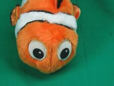 FINDING NEMO DISNEY MOVIE LIFELIKE CLOWN FISH ONE SMALL FIN SALTWATER PLUSH