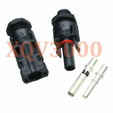 1 pairs Solar panel connector MC4 male and female For Solar Panel Junction Box